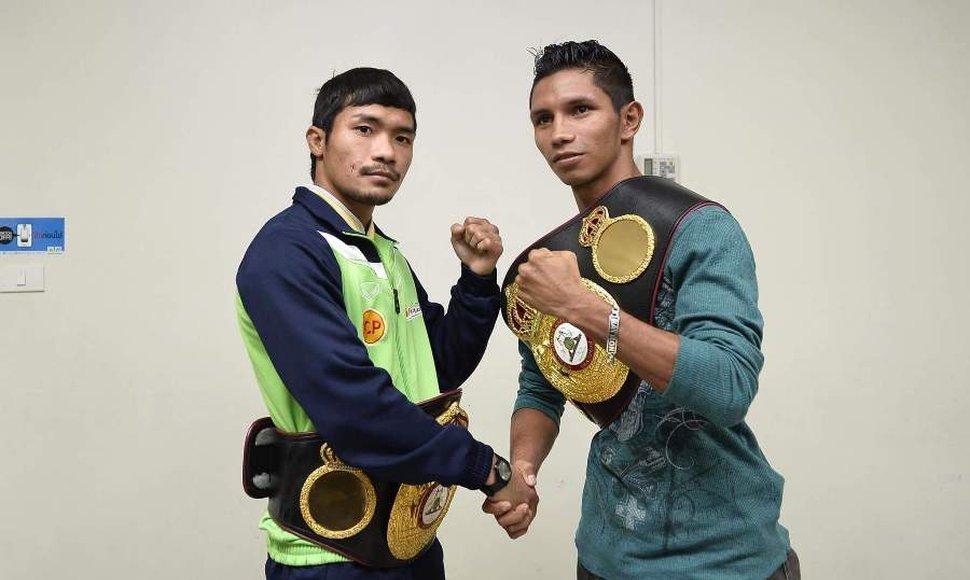 Rojas y Freshmart cumplen con el peso en Tailandia