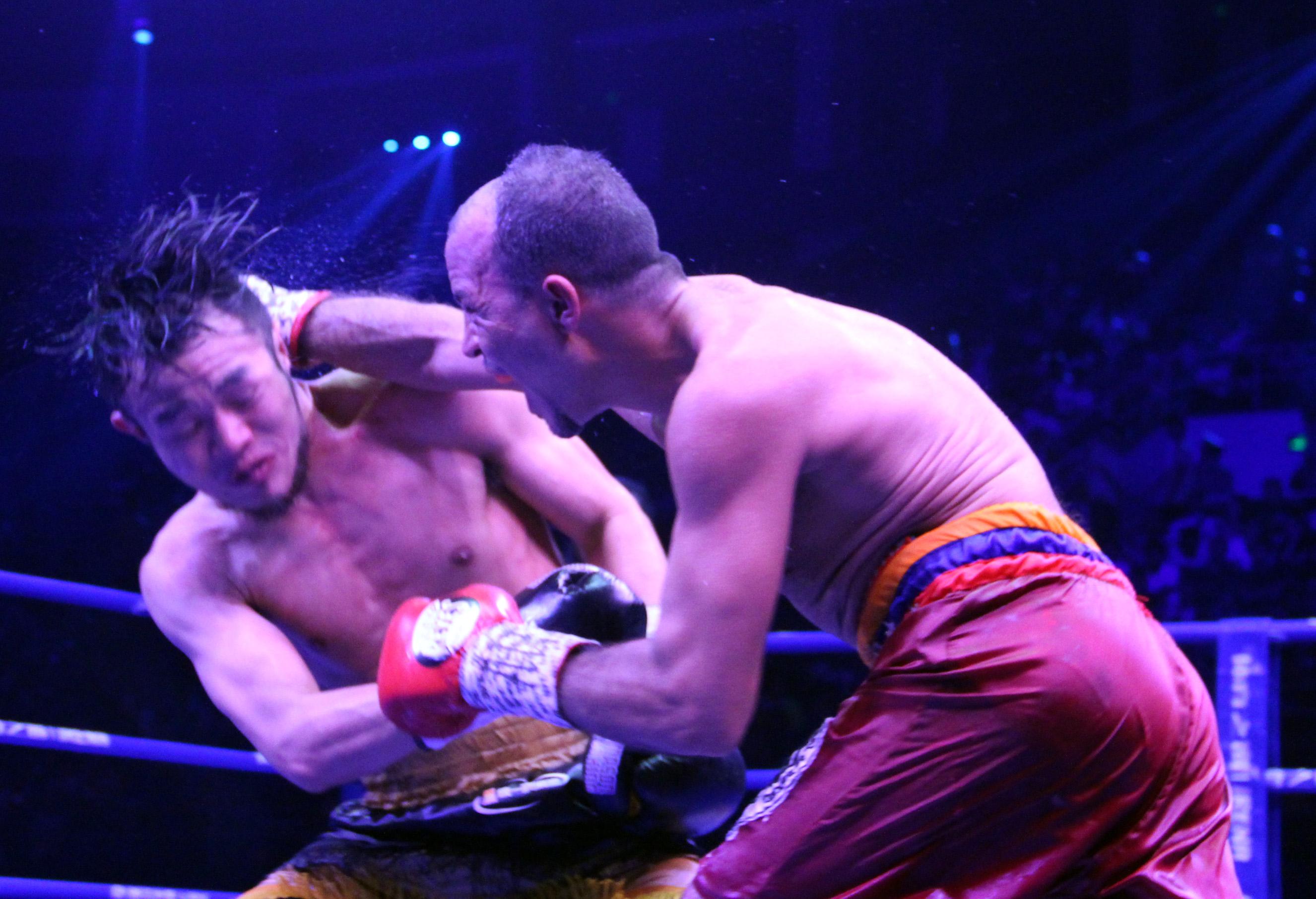 Cermeño impuso su experiencia y gana campeonato mundial