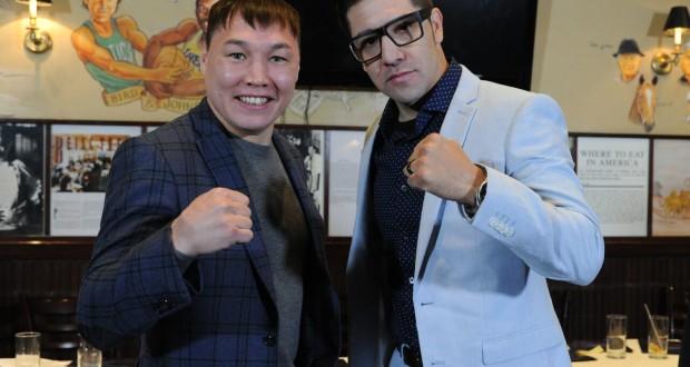 John Molina quiere propinar KO a Provodnikov