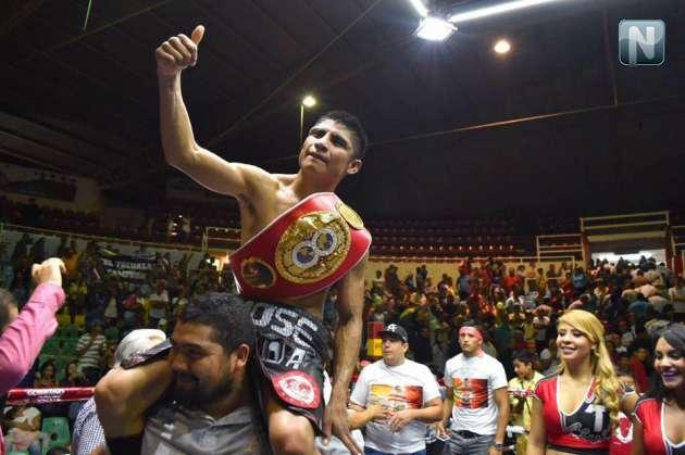 José Argumedo retuvo el título mínimo FIB sobre Julio Mendoza