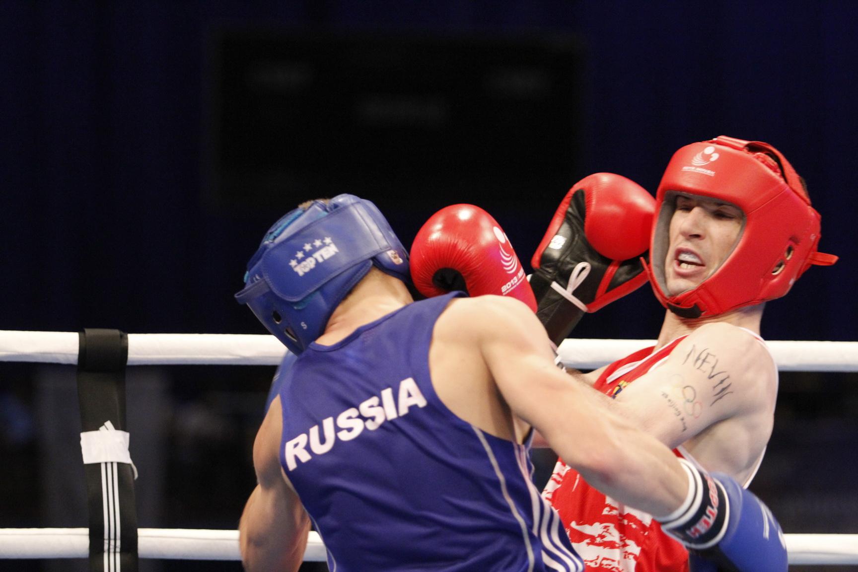 El equipo de boxeo ruso recibe luz verde para competir en Río