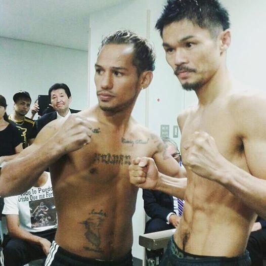 Panamá y Japón, historia boxística.