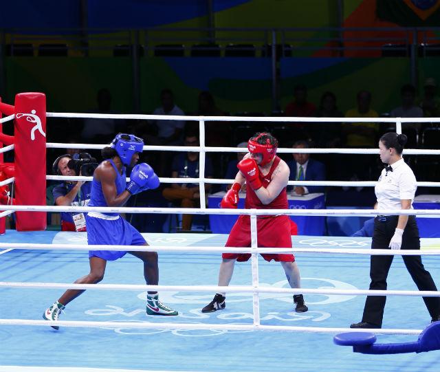 Bylon pierde por decisión dividida en Rio 2016