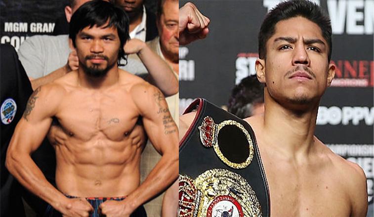 Boxeador Manny Pacquiao volvería para enfrentar a Jessie Vargas