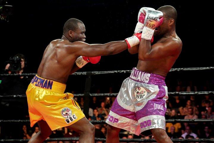 Stevenson defendió título WBC