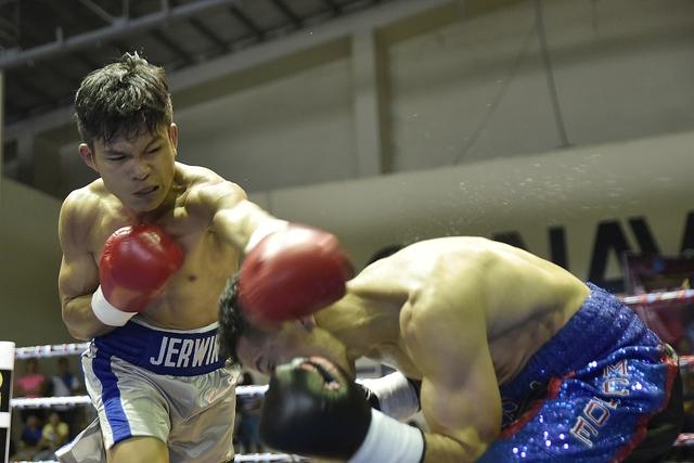 McJoe Arroyo pierde su título mundial ante Ancajas en Filipinas
