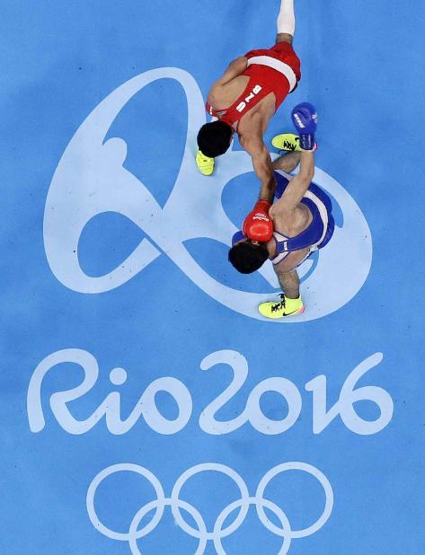 Vetan a 36 jueces y árbitros de boxeo que participaron en Río
