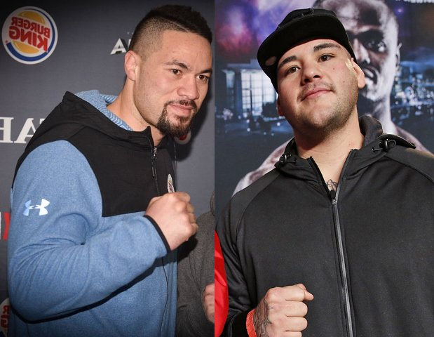 Parker y Ruiz, en negociaciones por título vacante de Fury