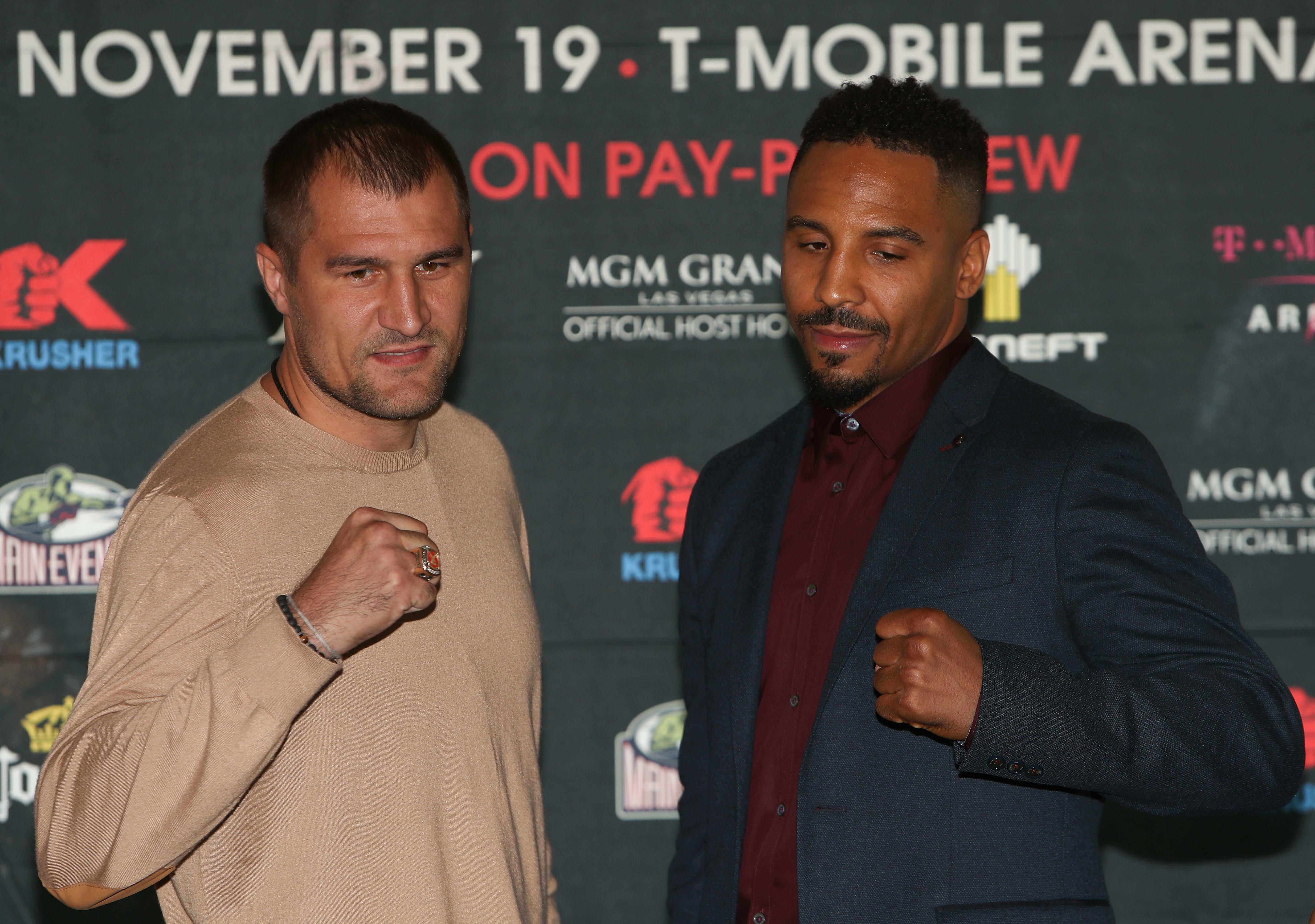 Boxeador Sergey Kovalev está listo para enfrentar a Andre Ward