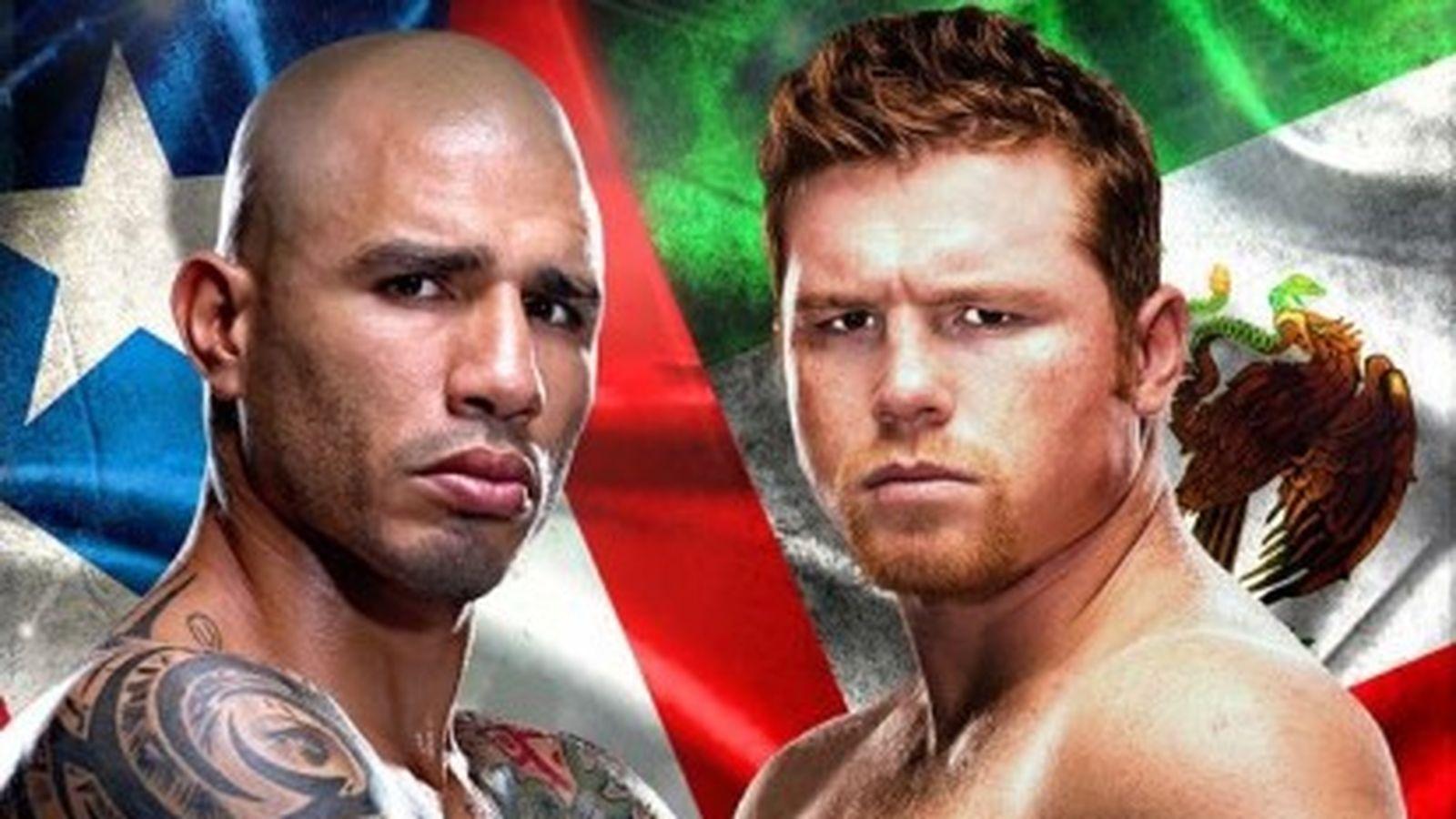 """La pelea """"Canelo-Cotto II"""" podría llevarse a cabo en mayo de 2017"""