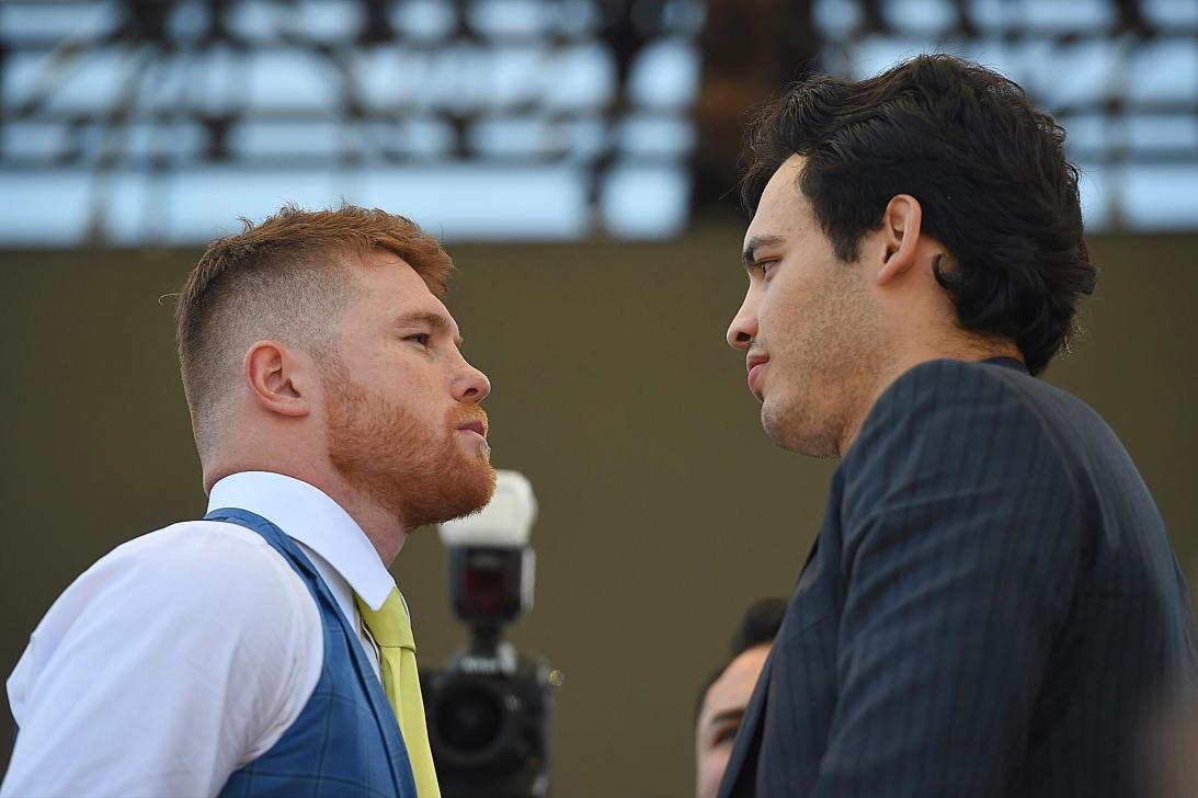 'Canelo' y Chávez dicen que su pelea es un buen negocio para ambos