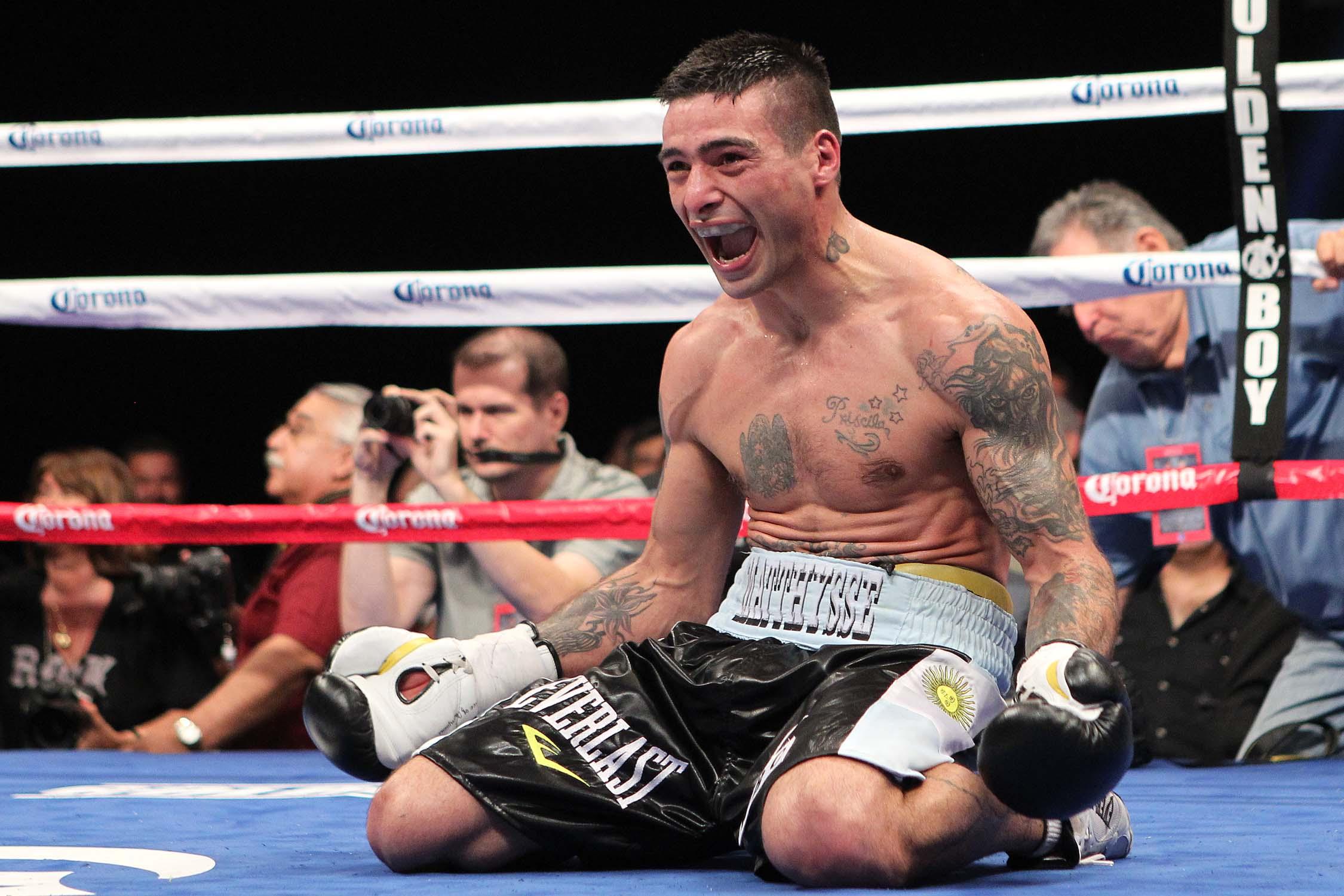 Lucas Matthysse vuelve al boxeo: estará en cartelera de Canelo – Chávez Jr.