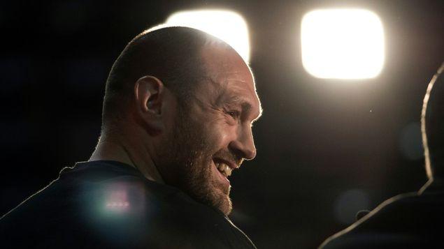 Tyson Fury anuncia su regreso al boxeo