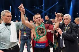 Briedis se convierte en primer campeón mundial de Letonia