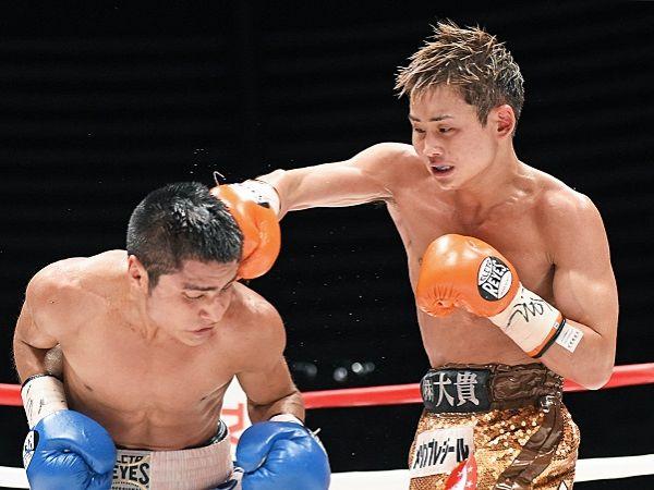 Argumedo perdió título en Japón ante Kyoguchi