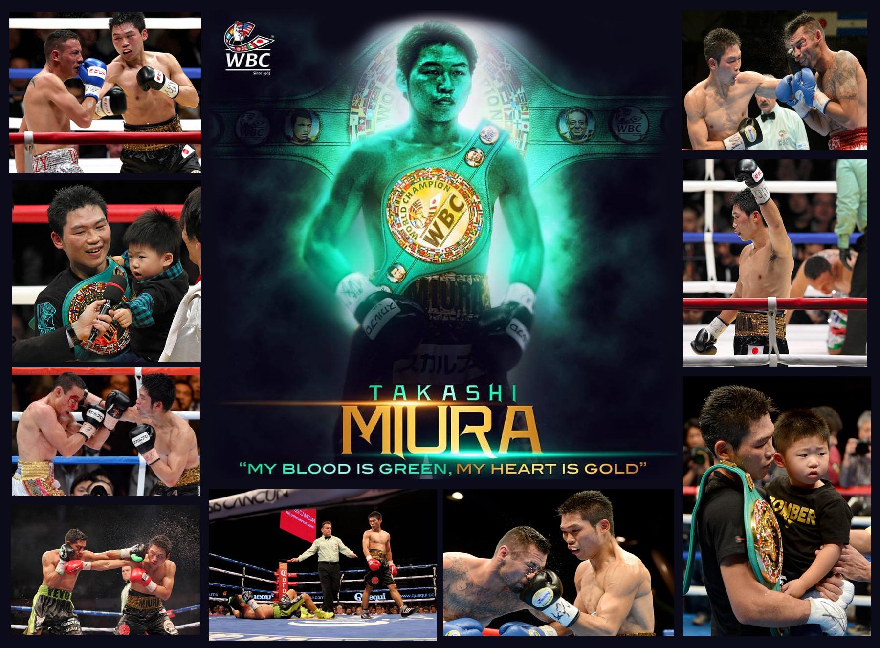 Takashi Miura anunció su retiro del boxeo