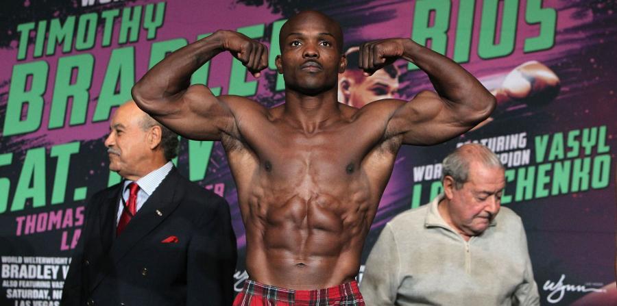 Timothy Bradley se retira del boxeo