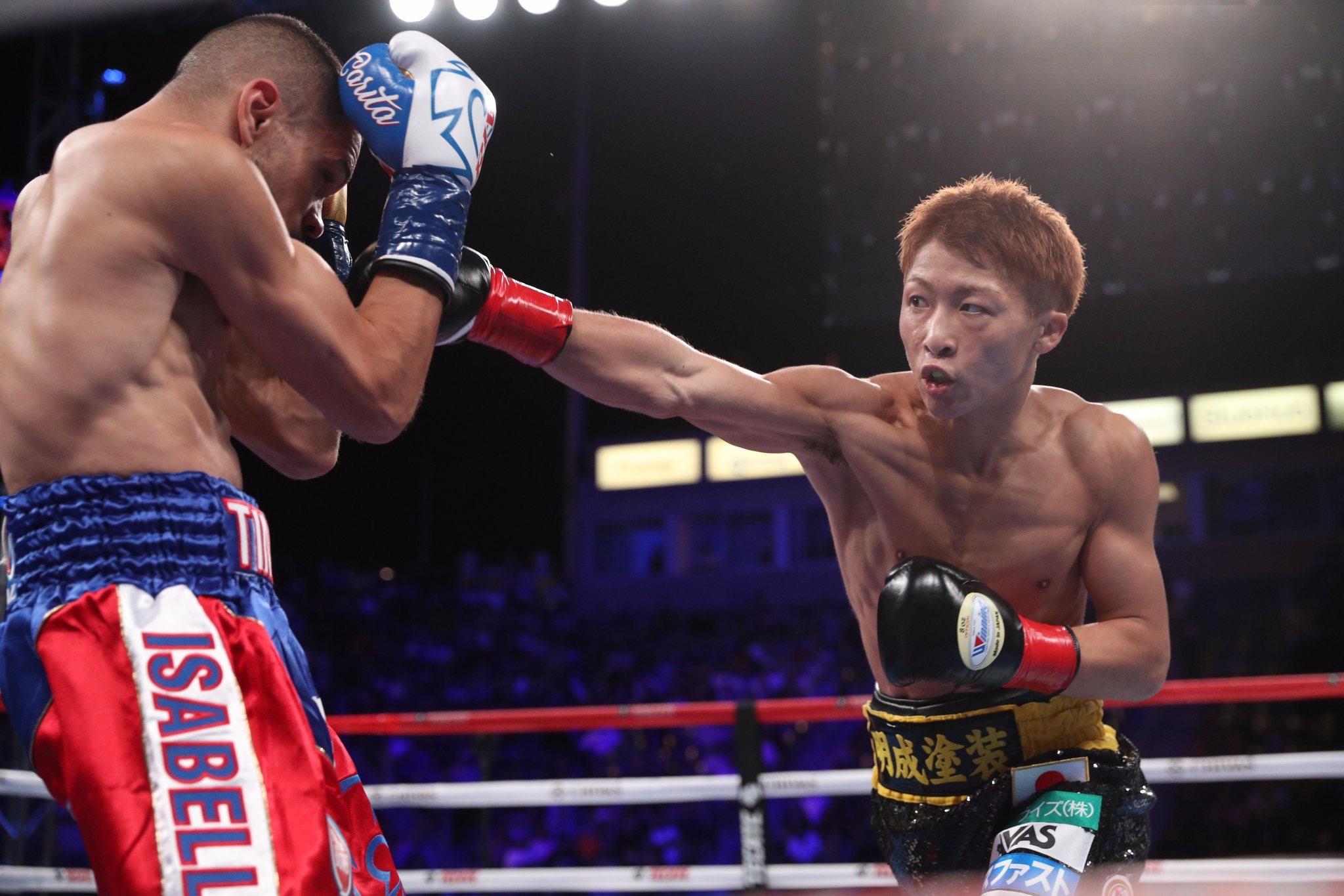 Estrada vence a Cuadras; Inoue fulmina a Nieves