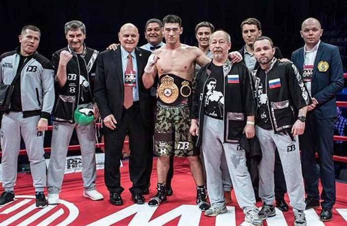 Dmitry Bivol retuvo su faja interina de la AMB en Rusia