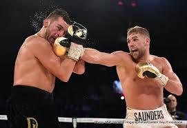 Billy Joe Saunders dio cátedra boxeo a David Lemieux