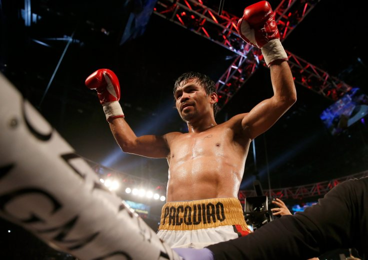 Pacquiao quiere a Matthysse