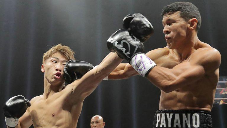 Naoya Inoue aplastó a Payano, en el primero, en Japón