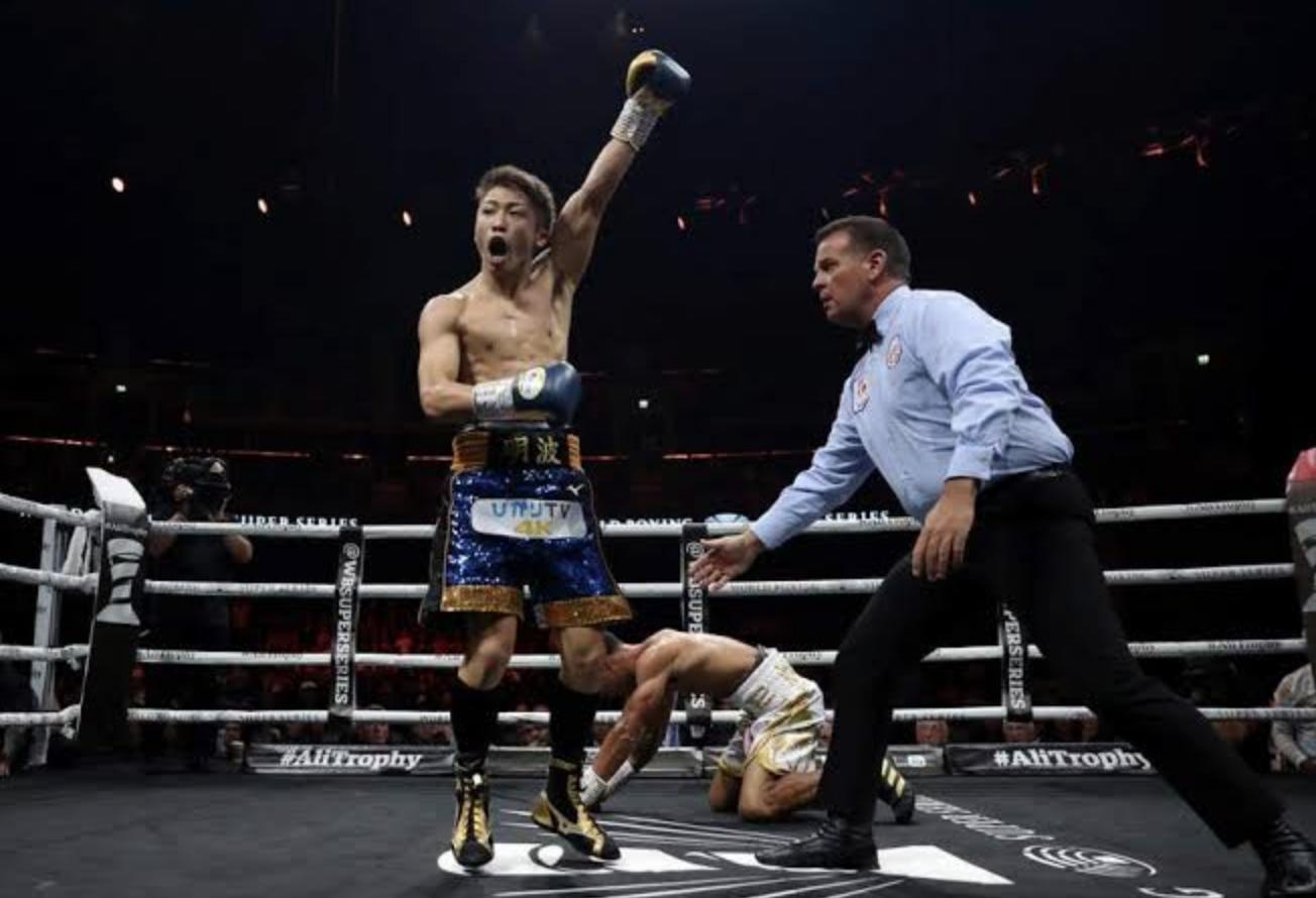 Naoya Inoue unifica títulos tras vencer a boricua Emmanuel Rodríguez