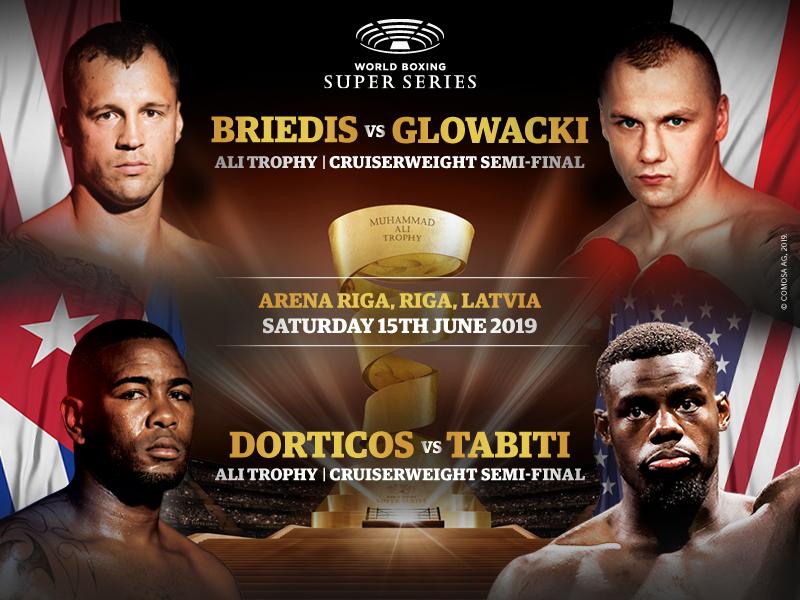 Semifinales de la Súper Serie Mundial de Boxeo el sábado a las 2pm por COS