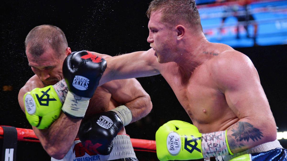 Canelo vence a Kovalev con explosivo KO y conquista el campeonato semi pesado