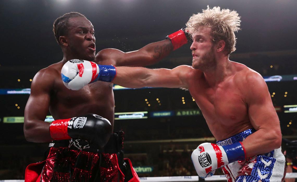 KSI derrota a Logan Paul en la batalla de los youtubers