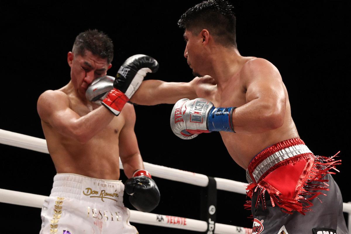 Mikey García regresa con victoria contundente sobre Jessie Vargas