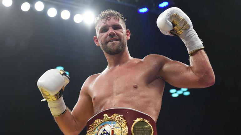 Suspenden la licencia de Saunders y su pelea con Canelo Álvarez está en el aire