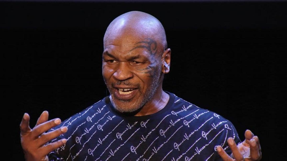 Mike Tyson 'predice'el resultado de la tercera pelea entre Wilder y Fury