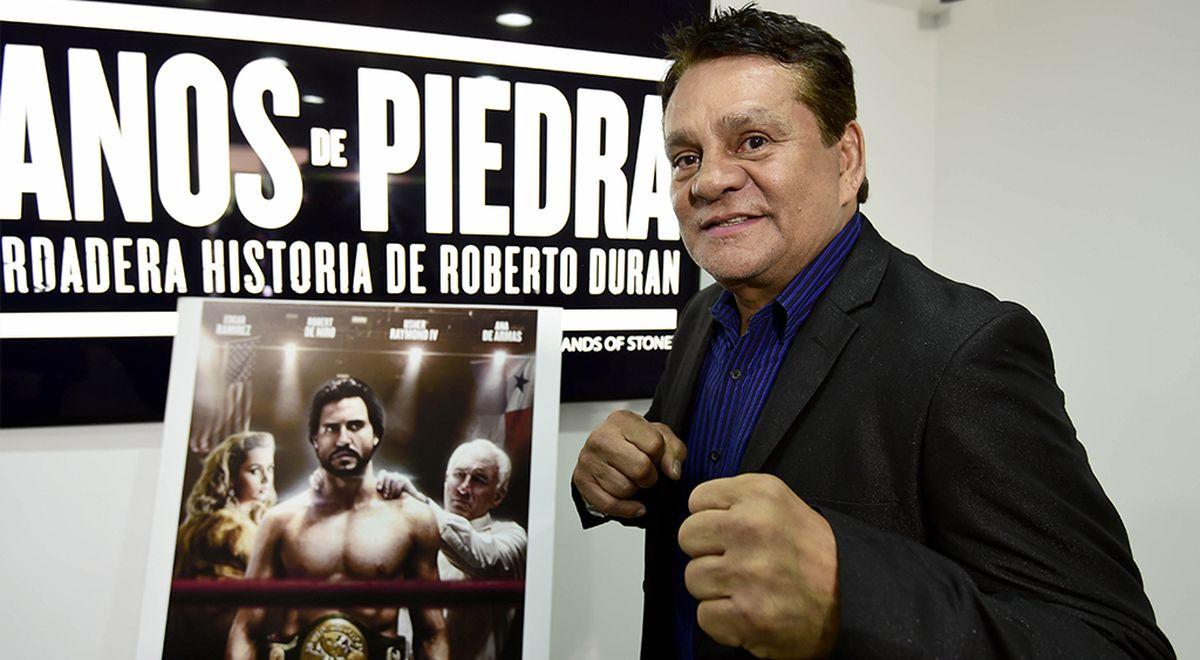 Roberto Durán dio positivo de Covid19; se mantiene estable en observación hospitalaria
