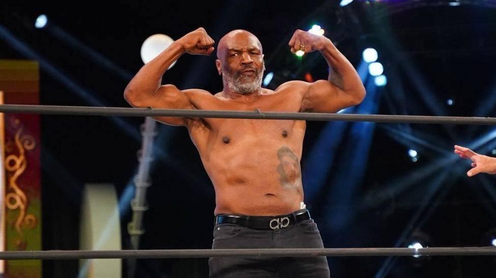 Mike Tyson regresa al boxeo a los 54 años para combate de exhibición