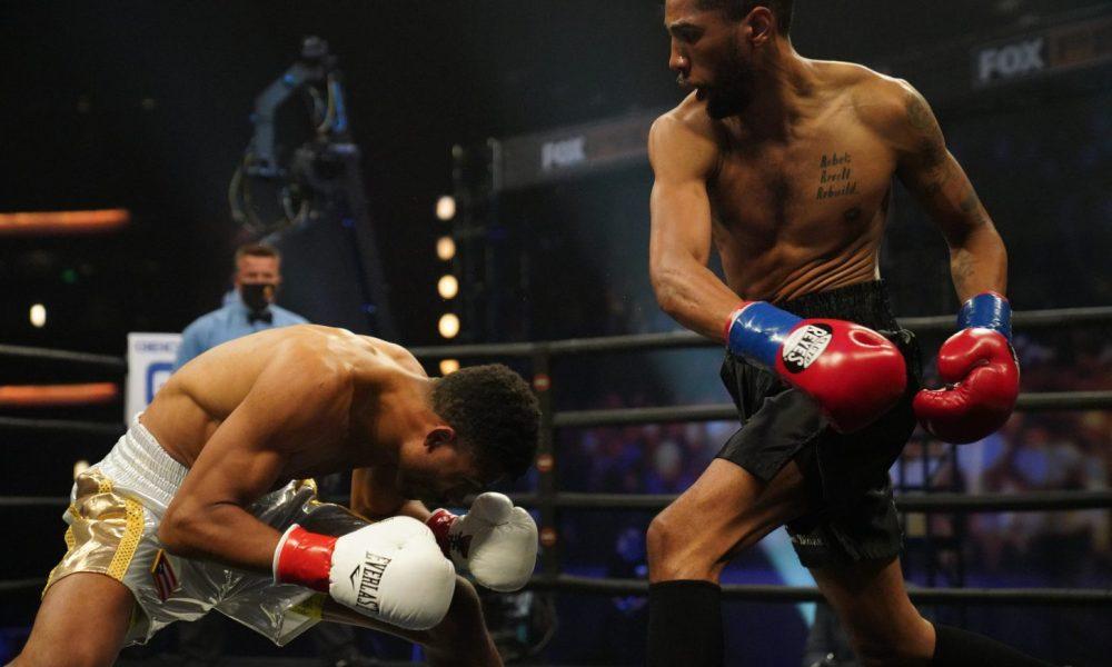 Dulorme pierde pelea de título mundial contra James
