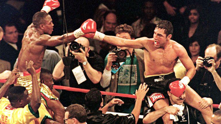Ike Quartey quiere revancha si regresa De la Hoya: 'La venganza es la única motivación'