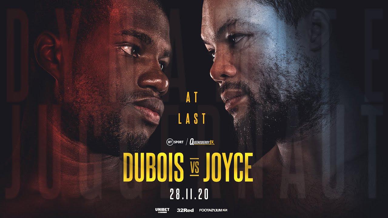 Daniel Dubois predice un «devastador final» contra Joe Joyce