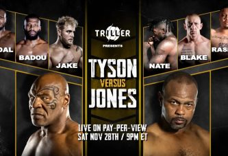 Lennox Lewis da su opinión sobre Mike Tyson contra Roy Jones Jr.