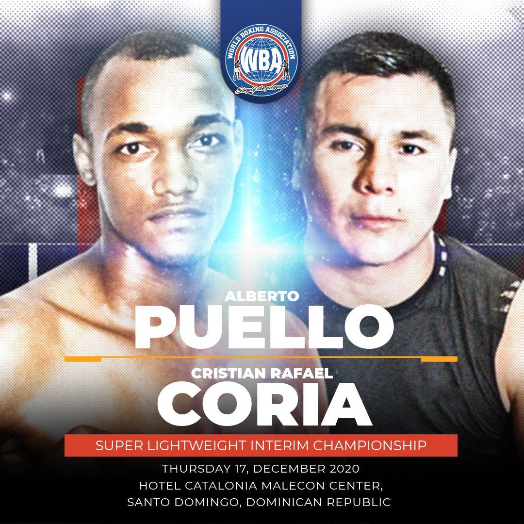Puello defiende ante Coria en Santo Domingo