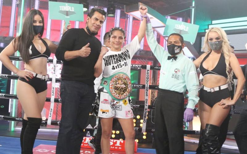 Lourdes Juárez, nueva campeona mundial