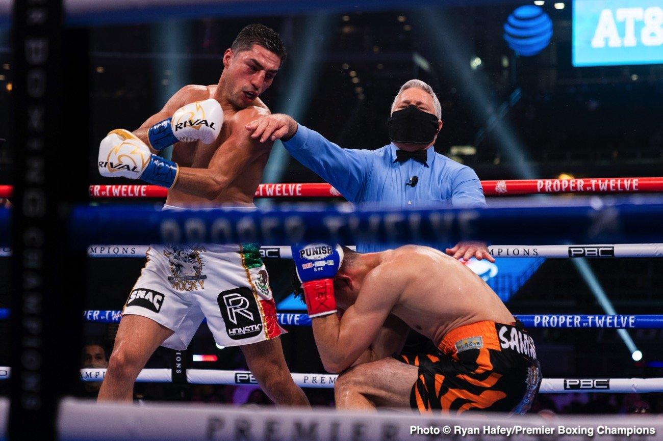 Josesito Lopez: Quiero pelear con uno de los campeones