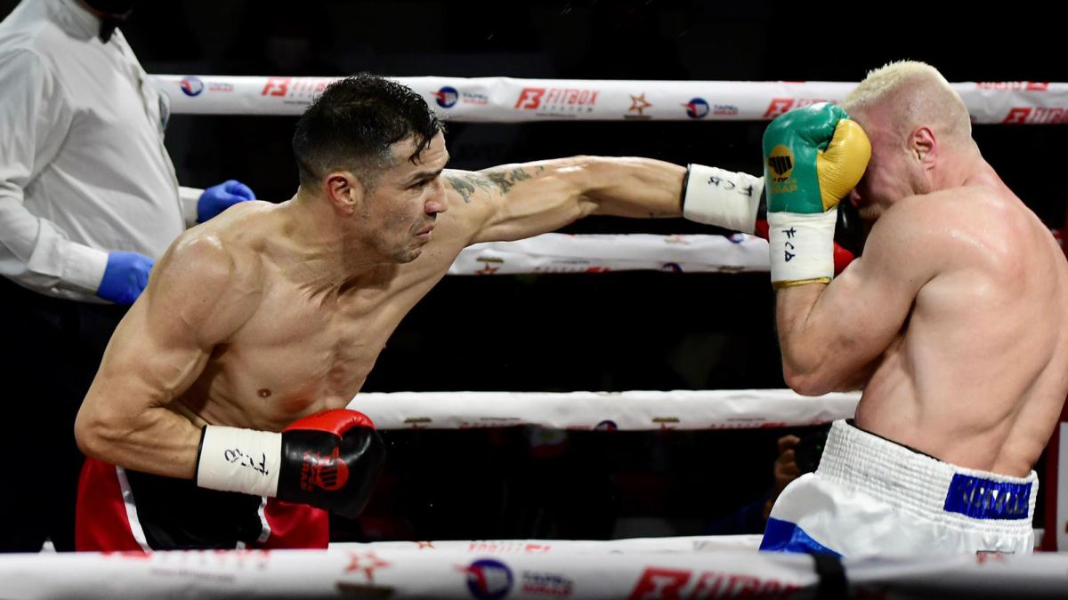 Sergio Martínez detiene a Jussi Koivula en noveno por KO