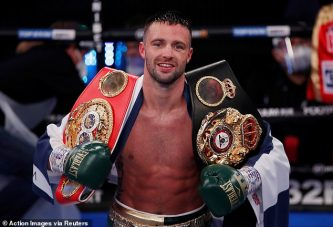 Josh Taylor quiere a Crawford, Spence o López