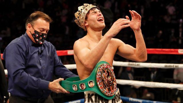 Ryan García está en camino de convertirse en la próxima estrella del boxeo