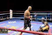 Bryan detiene a Stiverne; gana el título pesado de la AMB
