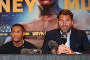 Eddie Hearn dice que Teófimo López no recibirá $10 millones para pelear contra Devin Haney
