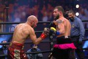Caleb Plant domina a Caleb Truax, retiene el título súper mediano