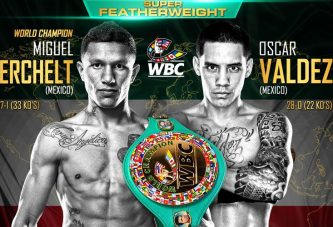 Miguel Berchelt vs Óscar Valdez, una pelea sobre dinamita