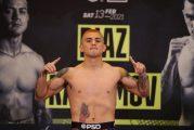 Joseph Diaz: No estoy decepcionado en absoluto; No iba a arriesgar mi vida para hacer el peso